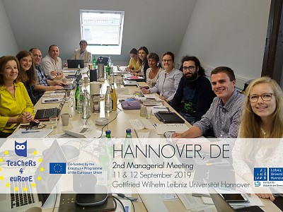 2nd Managerial Meeting, Hannover Germany