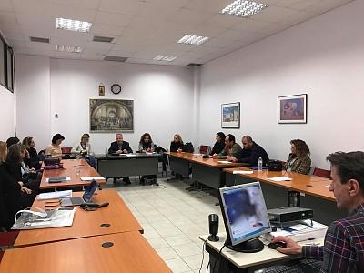 Δια Ζώσης Επιμορφωτική συνάντηση - T4E Γ' Αθήνας