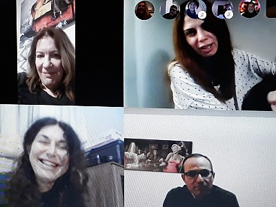 Online Meeting - T4E in Germany
